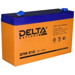 Аккумулятор Delta DTM 612
