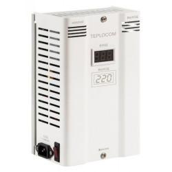 Однофазный cтабилизатор напряжения TEPLOCOM ST-600 INVERTOR