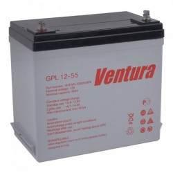 Аккумулятор Ventura GPL 12-55