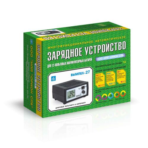 Купить Зарядное устройство Вымпел-27