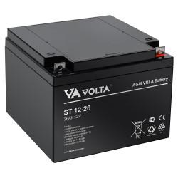 Аккумулятор VOLTA ST 12-26