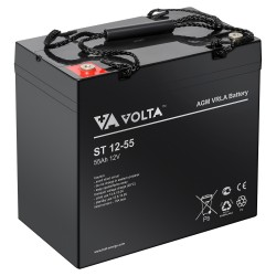 Аккумулятор VOLTA ST 12-55