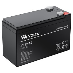 Аккумулятор VOLTA ST 12-7,2